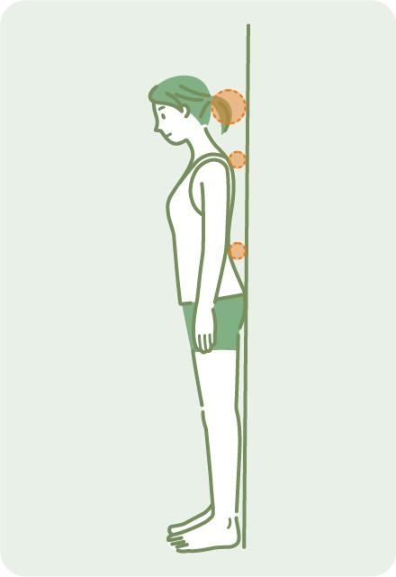身長 反り 腰