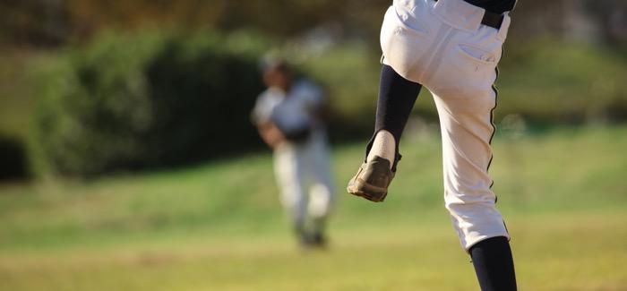 少年野球と野球肘